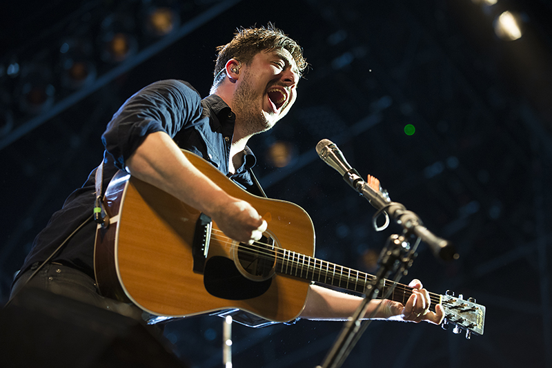 Marcus Mumford - Mumford and Sons