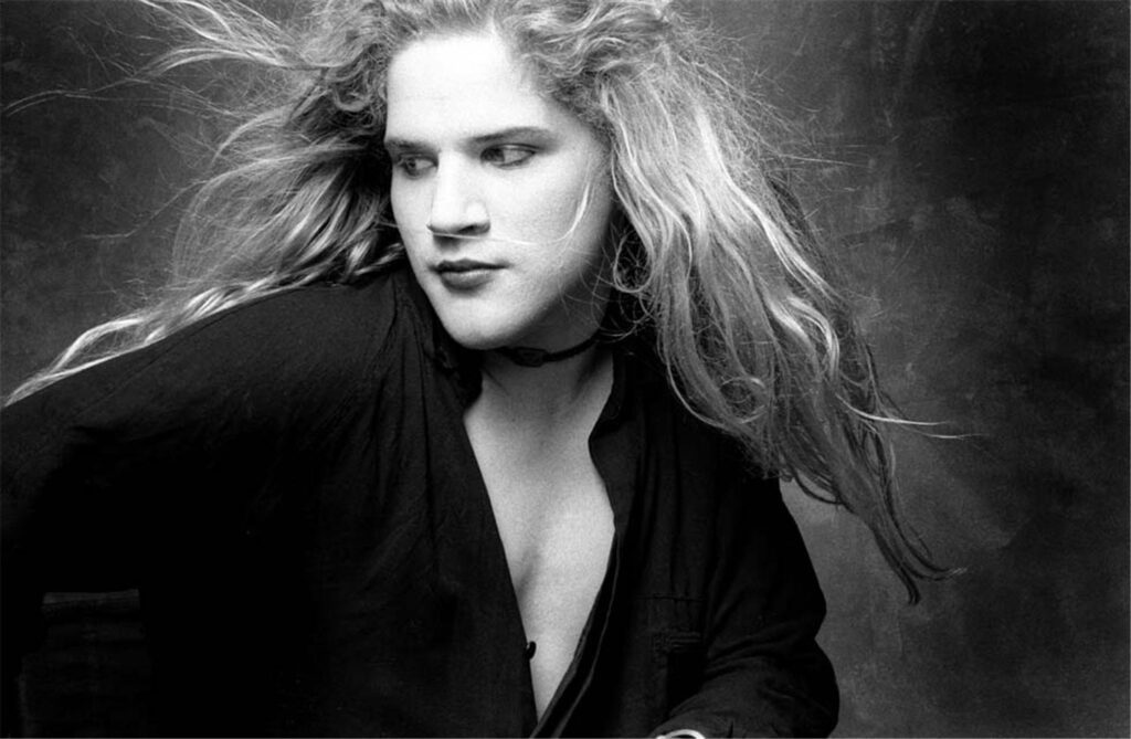 Andrew Wood - Mother Love Bone